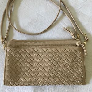Urban Expressions vegan leather purse